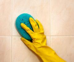Dicas para higienizar o azulejo de banheiro Cama e Banho Casa e Jardim  azulejo