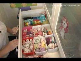 Saiba como organizar a casa para o bebê