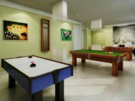 Veja como você pode ter uma sala de jogos em casa
