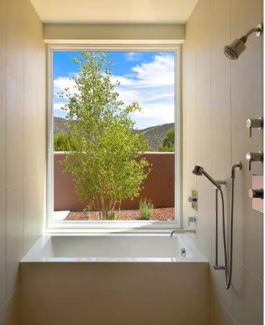 banheira apartamento pequeno