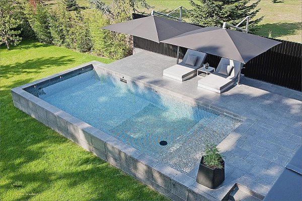 piscina de sobrepor cor neutra