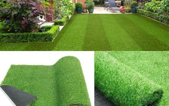 Os melhores tipos de grama sintética para jardim e futebol!